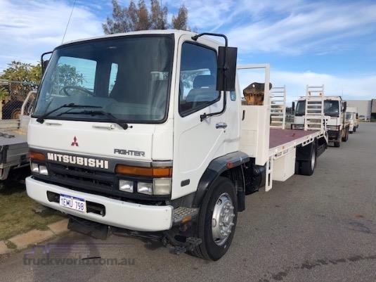2002 Mitsubishi Fuso Fighter Fm600 - Trucks for Sale