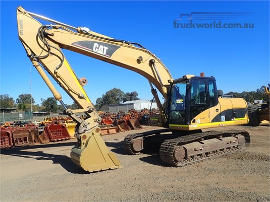 2007 Caterpillar 320D - Heavy Machinery for Sale