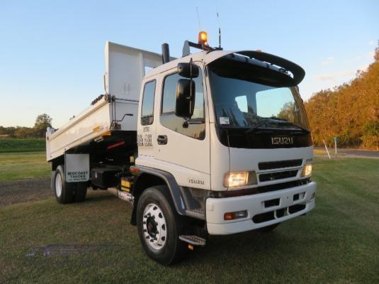 2007 Isuzu FVR 950 HD Trucks for Sale