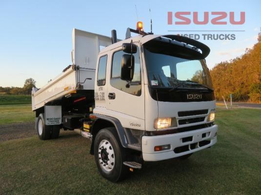 2007 Isuzu FVR 950 HD Used Isuzu Trucks - Trucks for Sale