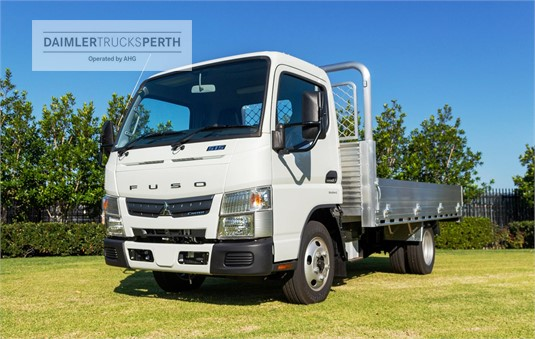 2019 Fuso Canter 515 Narrow Daimler Trucks Perth - Trucks for Sale
