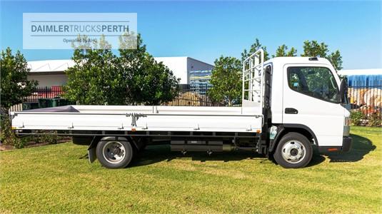2019 Fuso Canter 515 Wide Daimler Trucks Perth - Trucks for Sale