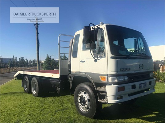 2002 Hino Ranger 14 FM Daimler Trucks Perth - Trucks for Sale