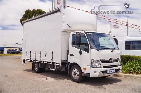2013 Hino 300 Series 717 Trucks for Sale