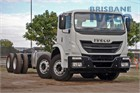 2018 Iveco Acco Cab Chassis