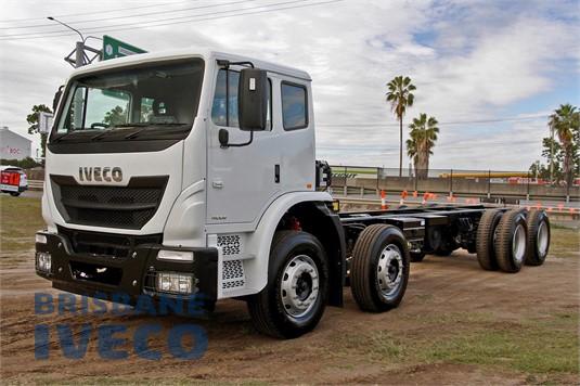 2018 Iveco Acco Iveco Trucks Brisbane - Trucks for Sale