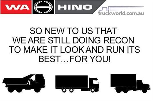 2014 Hino 500 Series 1124 FD Trucks for Sale
