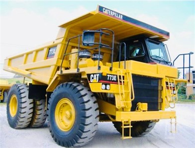 CATERPILLAR 773E For Sale - 30 Listings | MarketBook co za - Page 1 of 2