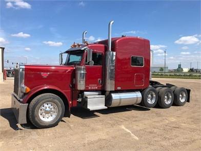 PETERBILT 379EXHD Conventional Trucks W/ Sleeper For Sale - 377