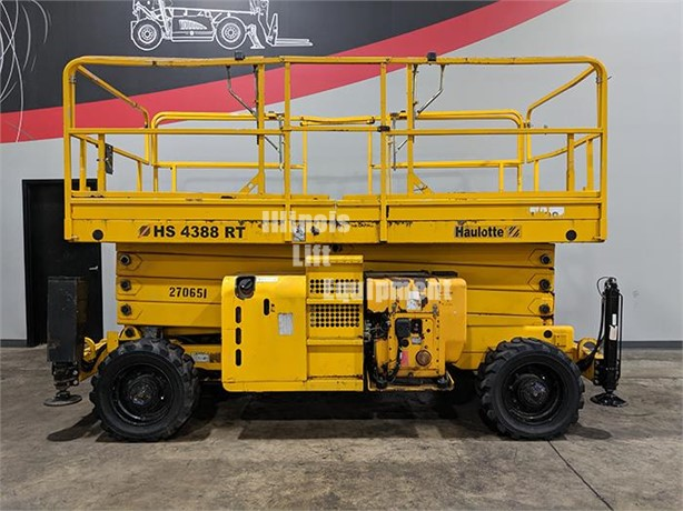 HAULOTTE Lifts Auction Results - 2799 Listings | LiftsToday com