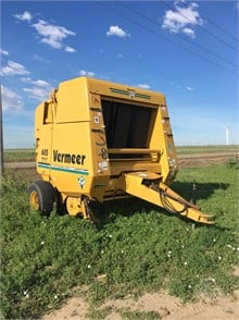 VERMEER 605K Auction Results - 63 Listings   TractorHouse
