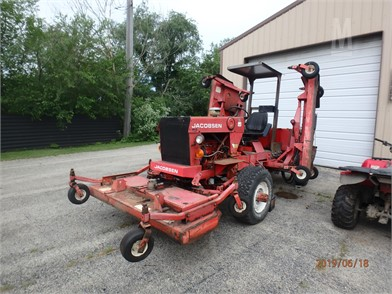 JACOBSEN Riding Lawn Mowers For Sale - 36 Listings | MarketBook ca