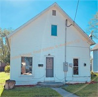 Montpelier, OH Real Estate Auction