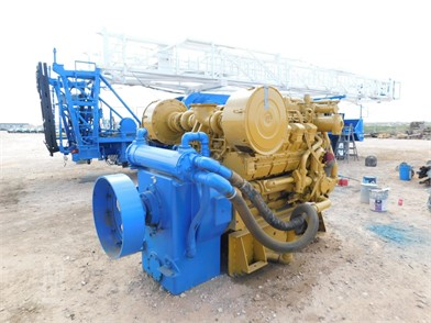 CAT 3508 DIESEL ENGINE AIR START NATIONAL C-300-64 Other Auction