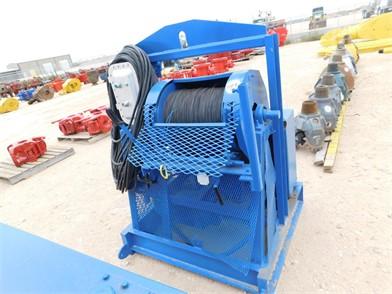 11293070 Owi 1600 Explorer Hydraulic Wireline Ma Other Hasil