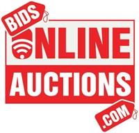 BIDS ONLINE AUCTIONS - ENDS 2pm SAT JUNE 29