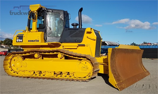 2007 Komatsu D61PX-15 - Heavy Machinery for Sale