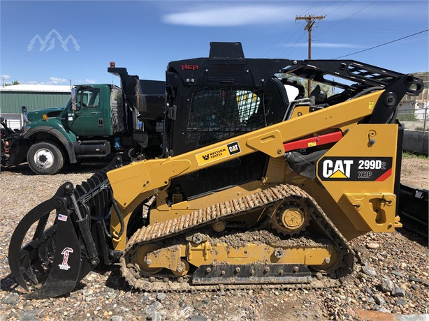 CATERPILLAR 299D2 XHP Mulchers Logging Equipment For Sale