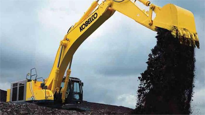 Kobelco Announces A New 90-Ton Class Crawler Excavator, The SK850LC