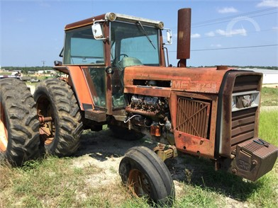 MASSEY-FERGUSON 100 HP To 174 HP Tractors Online Auction