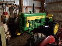 330-S JOHN DEERE Tractor