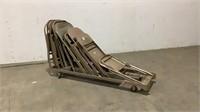 (qty - 14) Folding Metal Chairs-