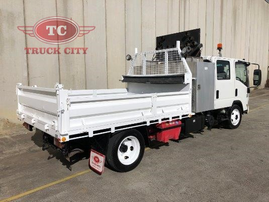 2008 Isuzu NQR 450 Crew Truck City - Trucks for Sale