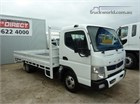 Fuso Canter 515 AMT Duonic 4x2|Table / Tray Top|Table / Tray Top Drop Sides