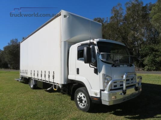 2011 Isuzu FSD850 Trucks for Sale