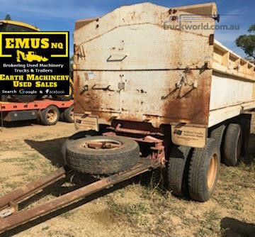 1987 Hamelex HXDT3 - Trailers for Sale