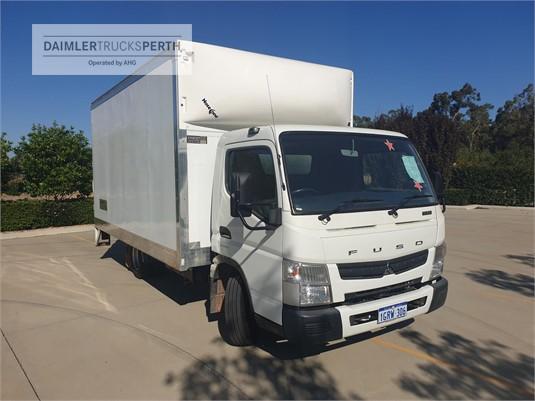 2014 Fuso Canter 515 Wide MWB Daimler Trucks Perth - Trucks for Sale