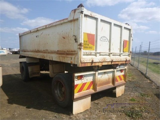 2006 Neil Mansell Tipper Trailer Trailers for Sale