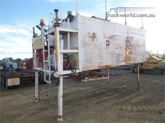Unknown Steel Tank - Farm Machinery for Sale
