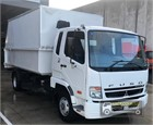 2010 Mitsubishi Fighter Tipper