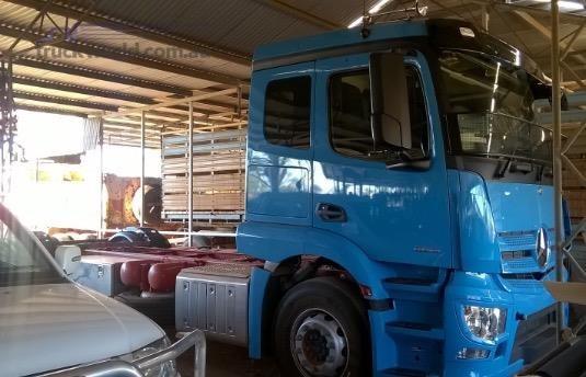 2018 Mercedes Benz Actros 1835 - Trucks for Sale