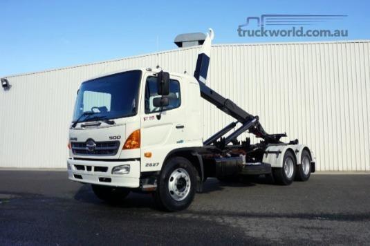 2008 Hino FM - Trucks for Sale