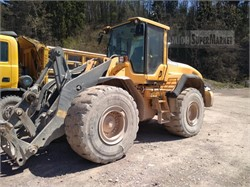Volvo L110g  used
