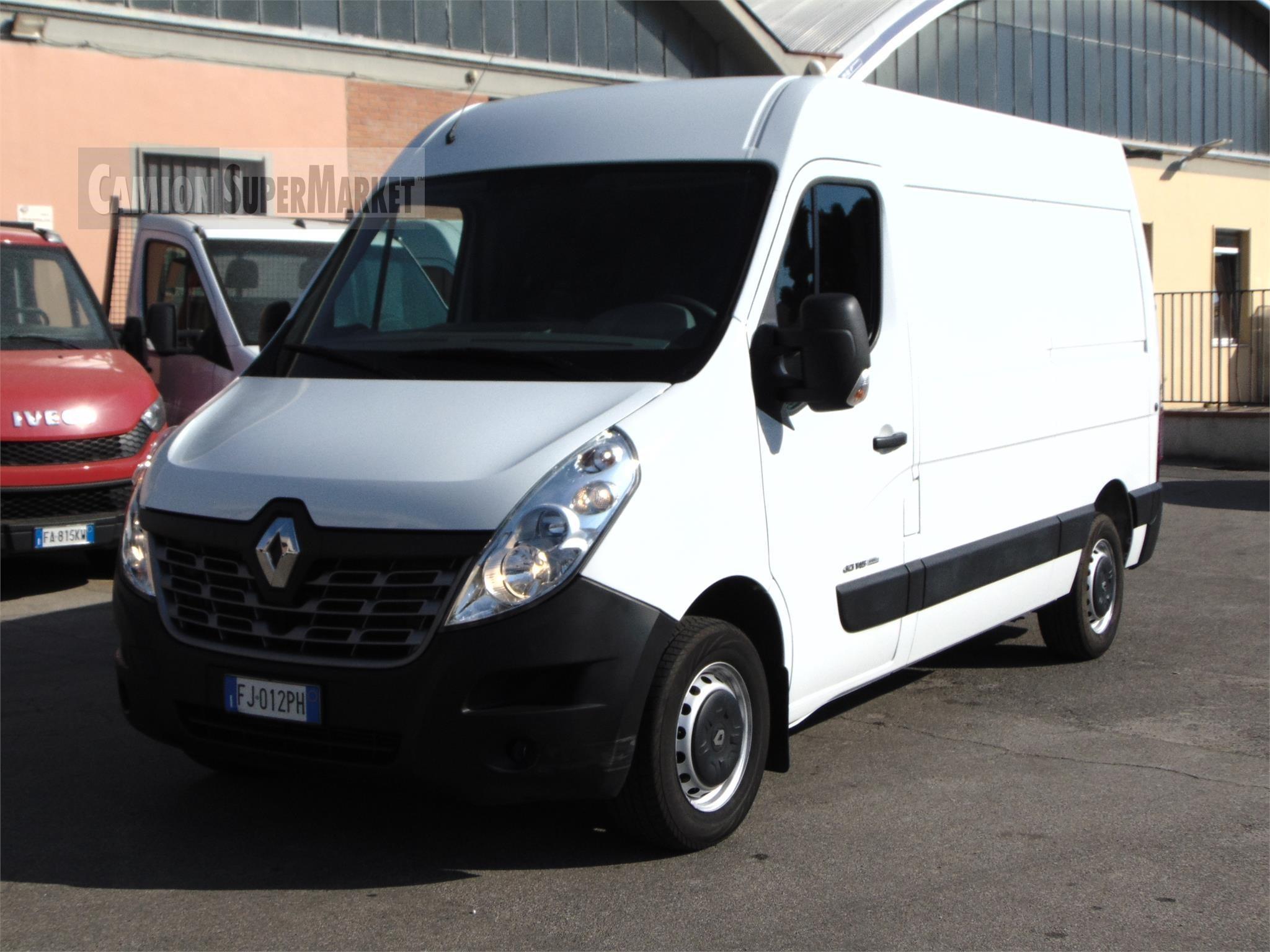 Renault MASTER 145 Uzywany 2017 Toscana
