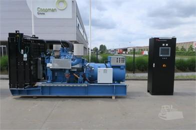 MTU Generators Power Systems For Sale - 52 Listings