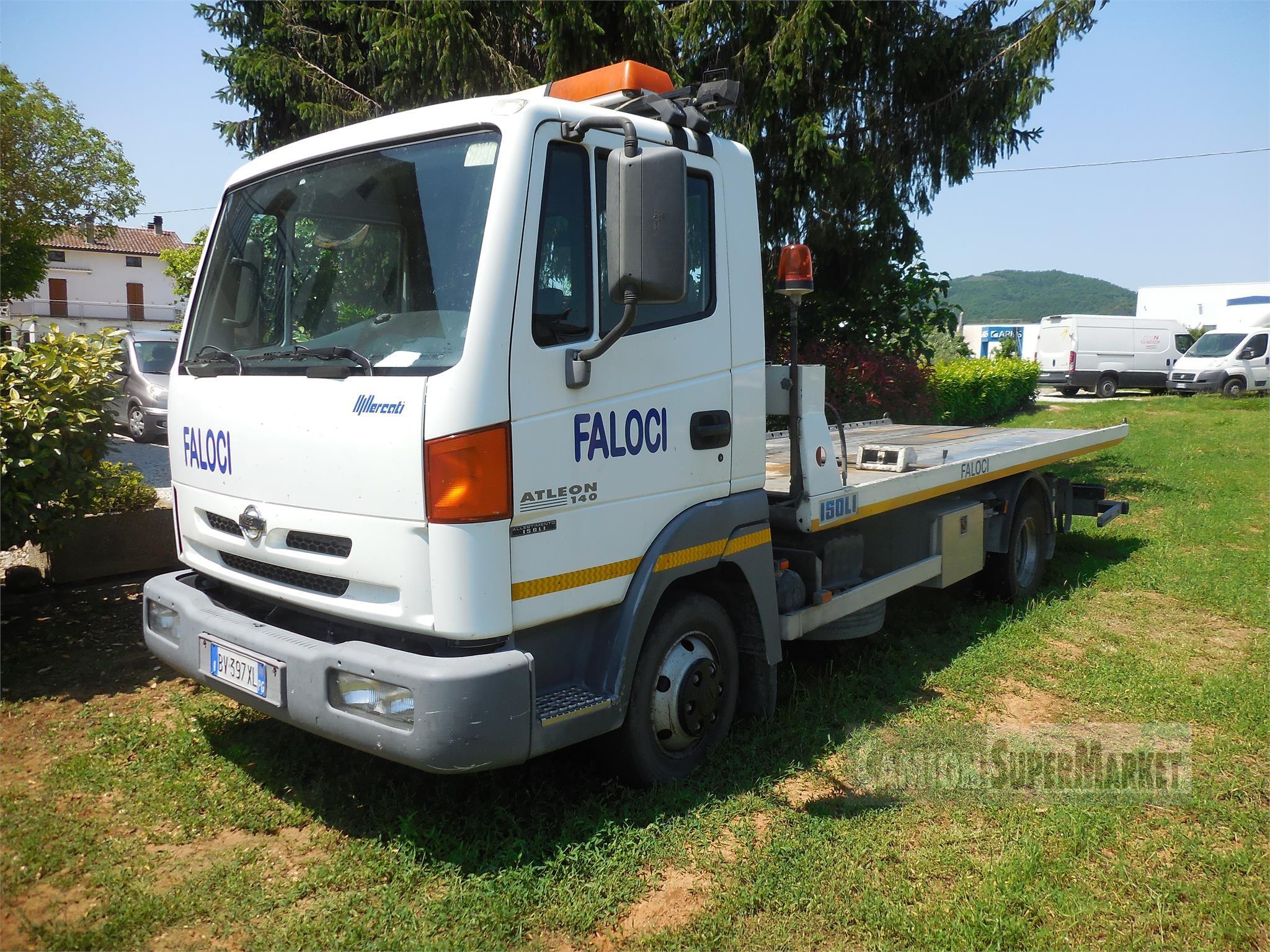 Nissan ATLEON 140 Usato 2002 Emilia-Romagna