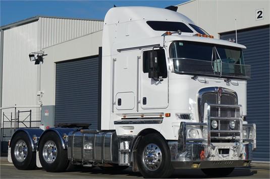 2012 Kenworth K200 - Trucks for Sale