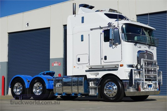 2012 Kenworth K200 Trucks for Sale