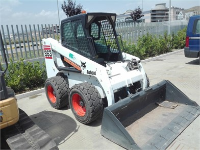BOBCAT 863 For Sale - 17 Listings | MachineryTrader com - Page 1 of 1