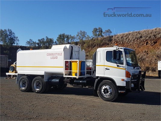 2007 Hino 500 Series 2627 FM - Trucks for Sale