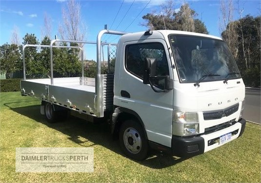 2018 Fuso Canter 515 Wide Daimler Trucks Perth - Trucks for Sale