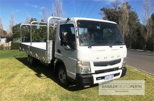 2018 Fuso Canter 515 Wide Daimler Trucks Perth - Trucks for Sale