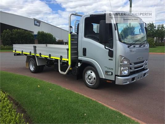2016 Isuzu NLR 45 150 Daimler Trucks Perth - Trucks for Sale