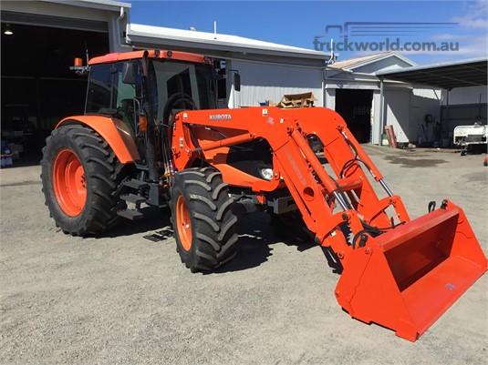 2012 Kubota M135X - Farm Machinery for Sale
