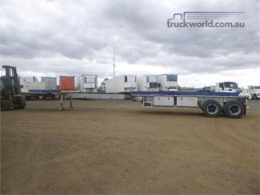 1980 Fruehauf Flat Top Trailer - Truckworld.com.au - Trailers for Sale