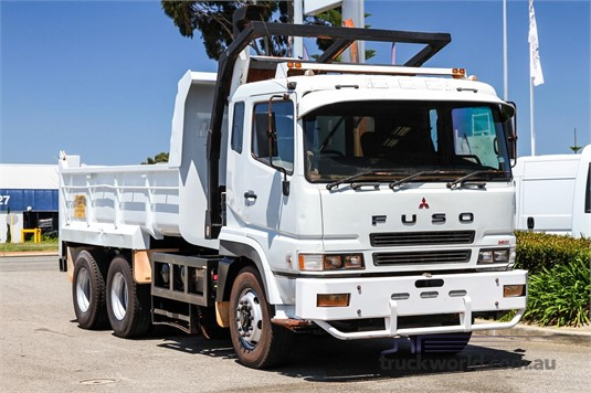 2007 Fuso FV51 Heavy Duty WA Hino - Trucks for Sale